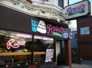 Rosie's Bakery Inman Square