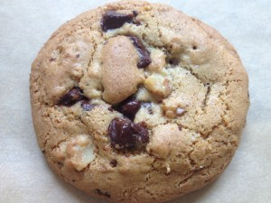 A New Kind of Chocolate Chip Cookie