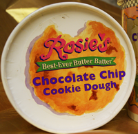 Rosie's Bakery Cookie Dough