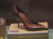 Chocolate Stiletto Jean Paul Hevin