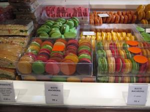 Rosie's Bakery Parisian Dessert Muse