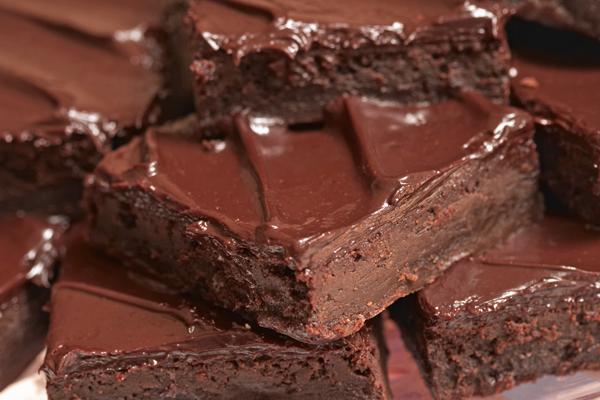 Chocolate orgasm